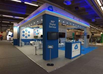 Estante 360º Digital Service
